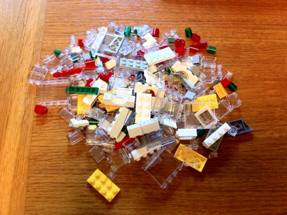 Building a LEGO<super>®</super> case for a Raspberry Pi<super>*</super>